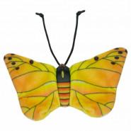 Wild Life Cat Yellow Butterfly (Gelber Schmetterling)