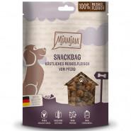 MjAMjAM Dog Snackbag Muskelfleisch Pferd 100g