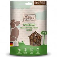 MjAMjAM Dog Snackbag Muskelfleisch Rind 100g
