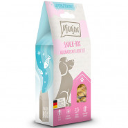 MjAMjAM Dog Snackbox kulinarisches Lachsfilet 100g