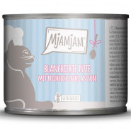 MjAMjAM Dose blanchierte Pute + Lachs an Soße 185g