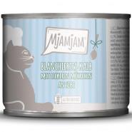 MjAMjAM Dose blanchiertes Kalb + Möhrchen an Soße 185g