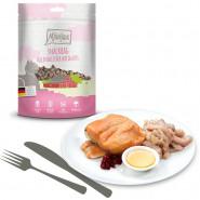 MjAMjAM Snackbag kulinarischer Wildlachs 125g