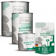 MjAMjAM deliziöses Rentier + Hühnchen an leckeren Möhrchen