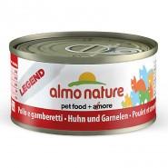 Almo Nature Huhn und Garnelen 70g