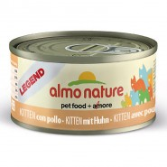 Almo Nature Kitten mit Huhn 70g