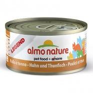 Almo Nature Huhn und Thunfisch 70g