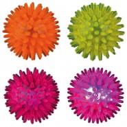 Blink-Igelball, thermoplastisches Gummi (TPR), 5 cm