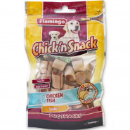 Flamingo Chicken Snack Fish Sushi 85g