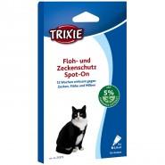 Floh- und Zeckenschutz Spot On, Katze, 3 x 0,9ml