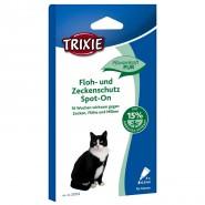 Floh- und Zeckenschutz Spot On, Katze, 4 x 0,9ml