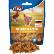 Klare Kante Katzensnack mit Pute 50g
