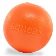 Planet Dog Orbee-Tuff Squeak Ball, 7,5cm, orange