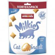 Animonda Cat-Snack Milkies Knusperkissen Fresh 120g