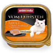 Animonda Cat v. Fein. Schlemmerkern Huhn + Rindfleisch 100g
