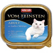 Animonda Cat v. Feinsten Adult Lachs Shrimps 100g