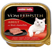 Animonda Cat v. Feinsten Adult Rind Kartoffel 100g