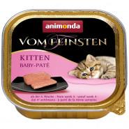 Animonda Cat v. Feinsten Kitten Baby Pate 100g