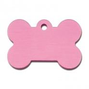 Knochen klein Pink Pastell