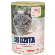 Bozita Katzennahrung Lachs 410 g