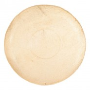 Dog Disc, Rinderhaut, 15 cm