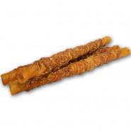 Dokas Dog Snack 1m Kaurolle mit Lamm, 3x34cm