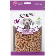 Dokas Dog Snack Hühnchen mit Reis und Sesam 70g