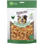 Dokas Dog Snack Hühnerbrustfilet in Stückchen 200g