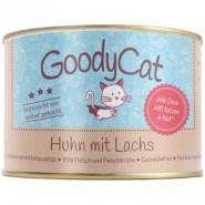 GoodyCat Dose Huhn mit Lachs 180g