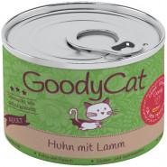 GoodyCat Dose Huhn mit Lamm 180g