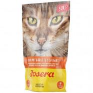 Josera Katze Soup Huhn mit Karotte und Spinat 70g