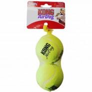 Kong Airdog Squeakair Tennis Ball 2er Large