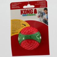 Kong Holiday Weihnachten CoreStrength Ball M ca. 6 cm