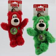 Kong Holiday Weihnachten Wild Knots Bear S/M ca. 22 cm