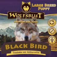 Wolfsblut Black Bird LARGE BREED PUPPY