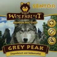 Wolfsblut Grey Peak SENIOR - getreidefrei