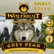 Wolfsblut Grey Peak SMALL BREED - getreidefrei