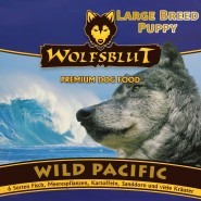Wolfsblut Wild Pacific LARGE BREED PUPPY