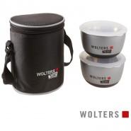 Wolters Diner To Go 2x750ml grau/schwarz
