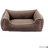 Wolters Eco-Well Hunde Lounge, braun/beige
