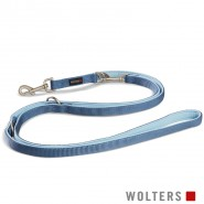 Wolters Führleine Professional Comfort, riverside blue/sky