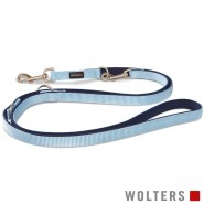 Wolters Führleine Professional Comfort, sky blue/marine