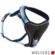 Wolters Geschirr Professional Comfort, sky blue/marine