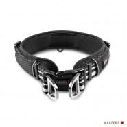 Wolters Halsband Active Pro, schwarz/silber