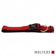 Wolters Halsband Professional Comfort, rot/schwarz