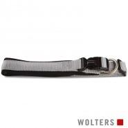 Wolters Halsband Professional Comfort, silber/schwarz