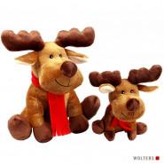 Wolters Plüschelch Rudolph