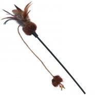 Spielangel mit Schmetterling und Ball, 54 cm