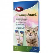 Creamy Snack, 6 x 15g