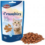Crumbies mit Lachs und Taurin, 60g